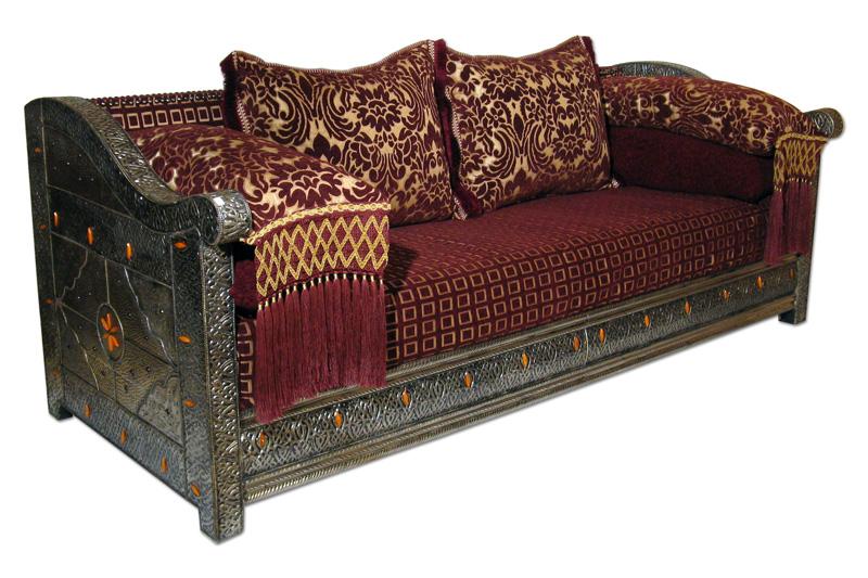 Orientalische Couch Manal B200xt83cm Albazar