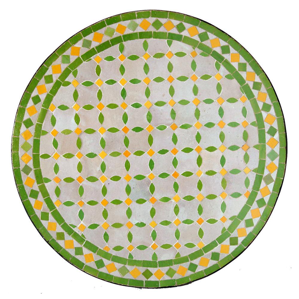 Mosaik Tisch Albazar