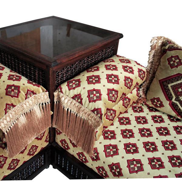orientalische sitzecke moscharabi albazar. Black Bedroom Furniture Sets. Home Design Ideas