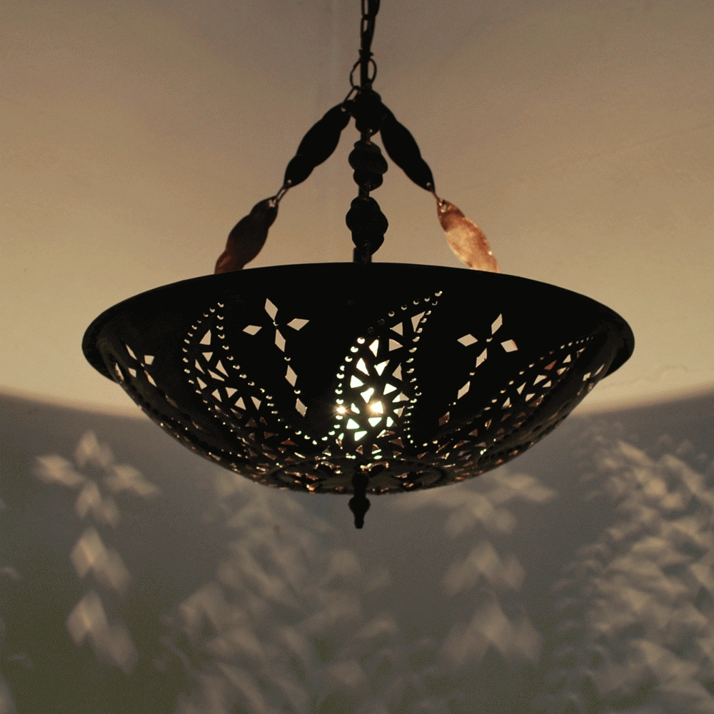 Marokkanische Decken marokkanische decken wand leuchte tassa sonne d 37cm albazar