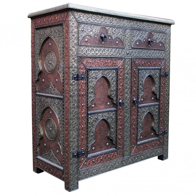 orientalische kommode albazar. Black Bedroom Furniture Sets. Home Design Ideas