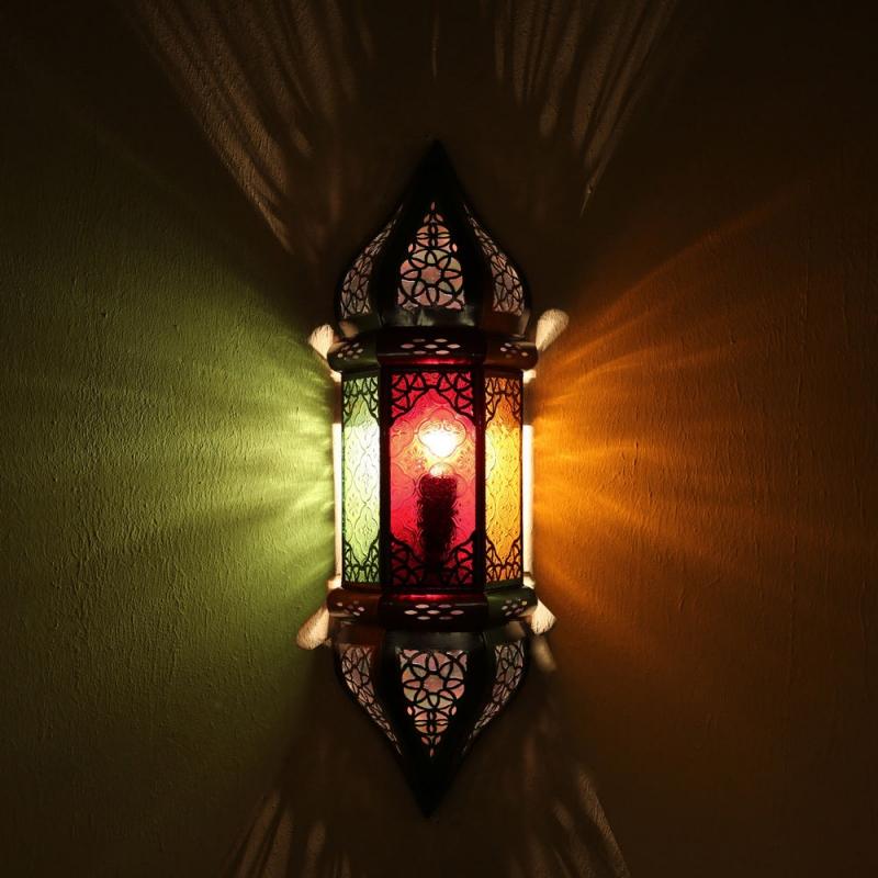 Arabische Wandlampe SULTANIA MULTI