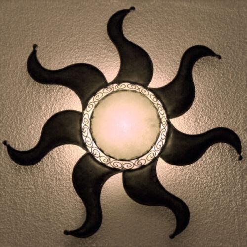 Marokkanische Sonnenleuchte Wand-/Hänge-Leuchte Ø77cm