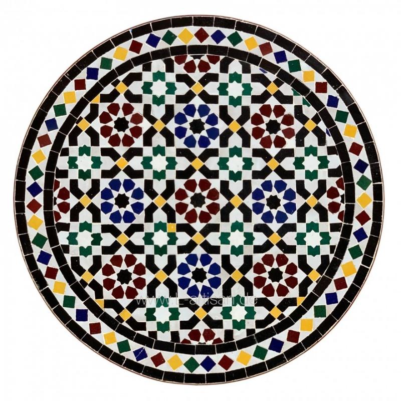 Mosaik-Tisch aus Marokko OSTORA