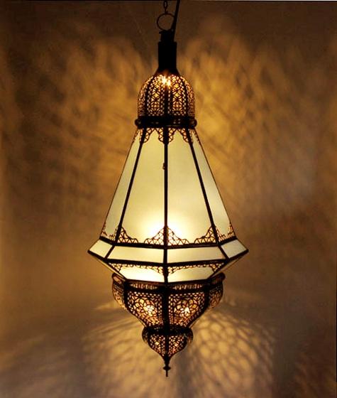 Arabische Hängeleuchte MANARA-XL