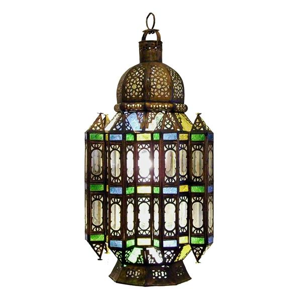 Orientalische Deckenlampe Fassia 60