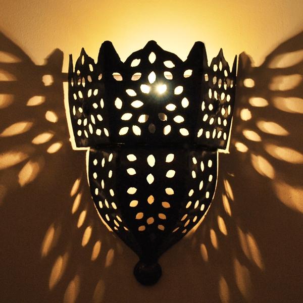 Orient- Wandlampe