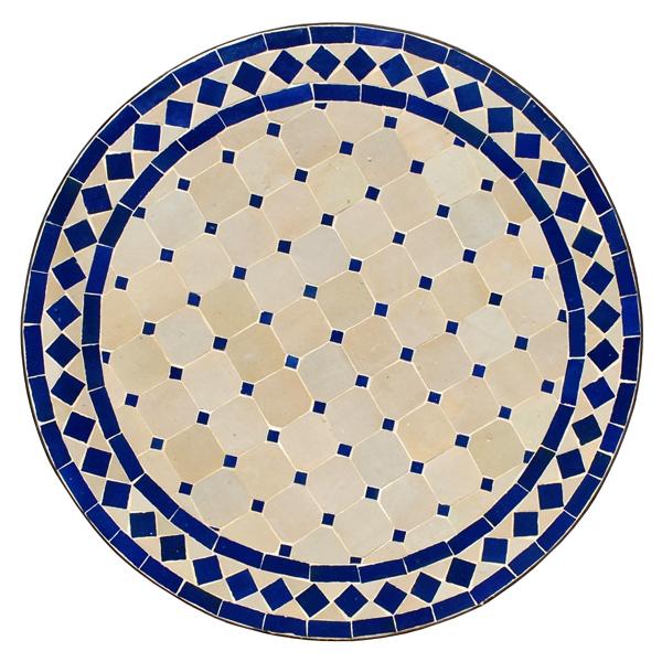 Gartentisch aus Marokko D60cm