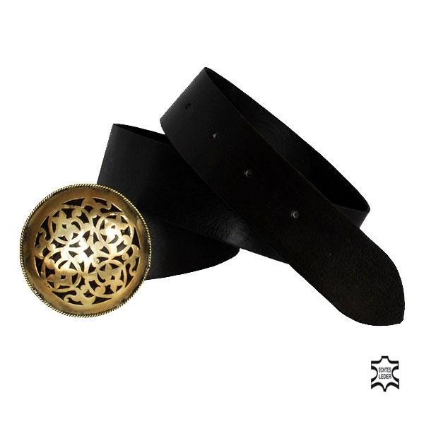 Orientalischer Ledergürtel