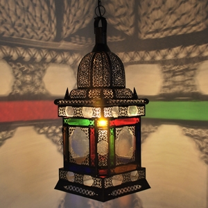 Orientalische Laterne