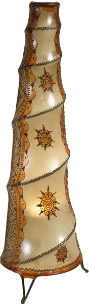 Lederlampe Escargo80 1