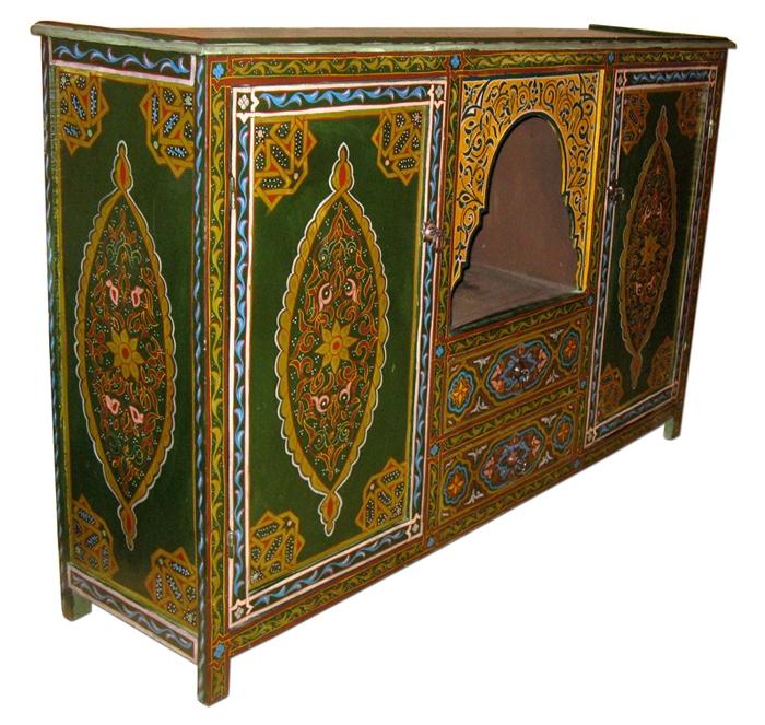 Orientalicher Schrank
