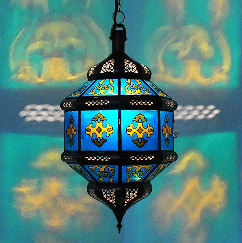 Marokkanische Hängeleuchte