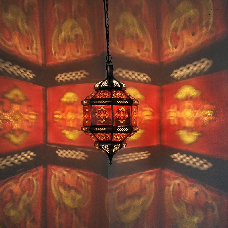 Orientalische deckenlampe albazar for Orientalische deckenlampe