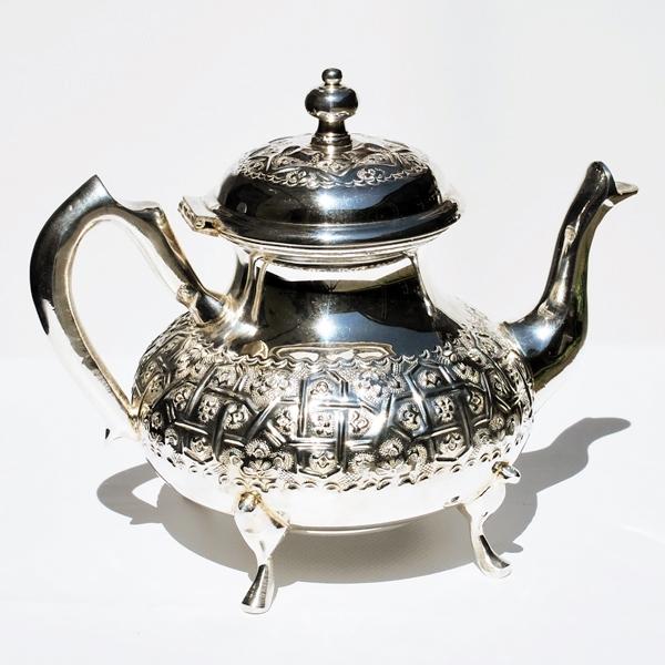 Marokkanische Teekanne 0,55l