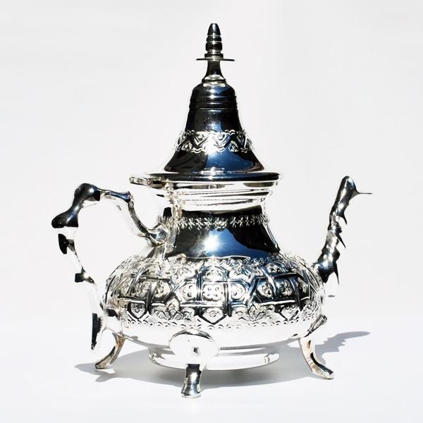 Marokkanische Teekanne 1l