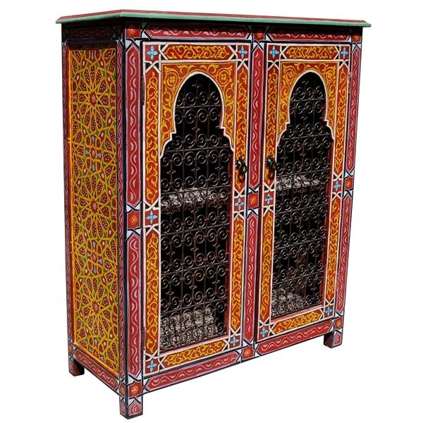 Schrank aus Marokko