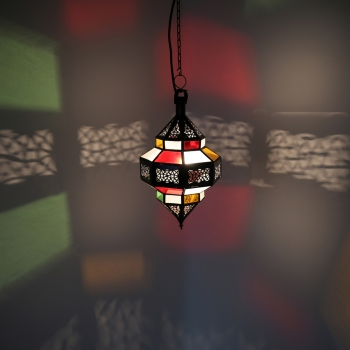Marokkanische Hängeleuchte SALMA Multi