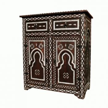 Marokkanischer Holzkommode -Adam-