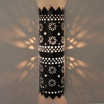Orientalische Marokkanische  Wandlampe Wandschirm TOLA-MSCHANKAB