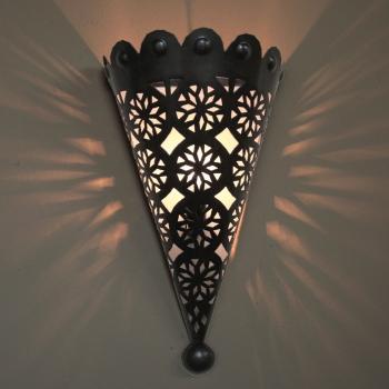 Orientalische Wandlampe aus MAROKKO AINAT