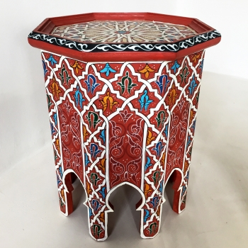 Marokkanischer Beistelltisch SELKAQ