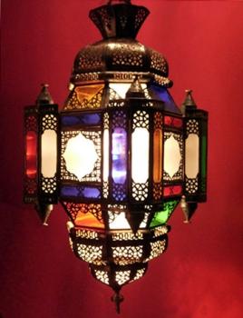 Orientalische Lampe Ksar-M