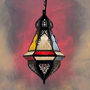 Marokkanische Pendelleuchte SAMIKA