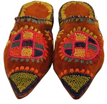 Marokkanischer Schuh