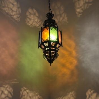 Marokkanische Lampe LAFNA Multi