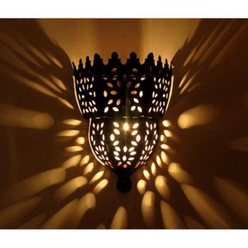 Wandlampe aus Marokko Manara H34cm
