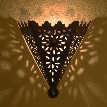 arabische wandlampe Manara2 H34cm