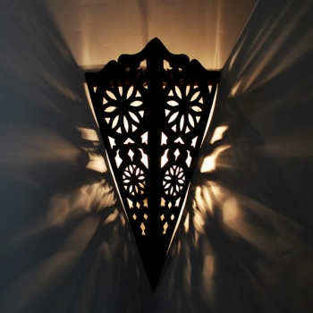 Marokkanische Wandlampe Manara3 H45cm