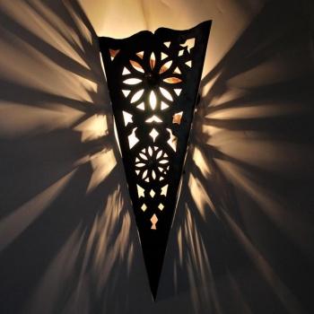 Marokkanische Wandlampe