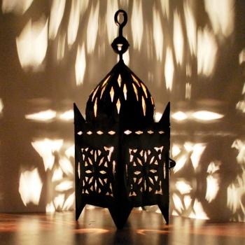 Marokko Eisenlaterne JAMA H30