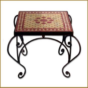 Bistro Tisch 50x50cm