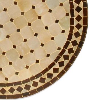 Mosaiktisch D70cm