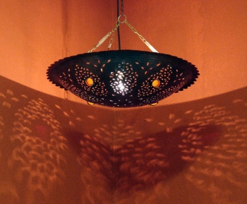 Marokko Deckenlampe Tassa D 50cm