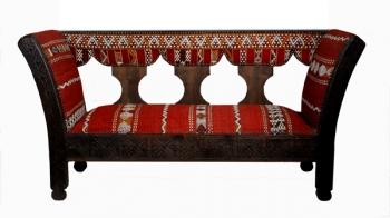 Orient Sofa kelim2 B160xT52cm, Echter Kilim