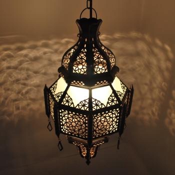 Marokkanische Deckenlampe Targa H54cm