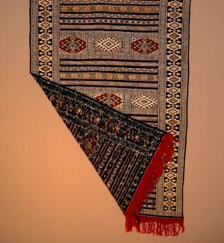 Marokkanischer Kelim ,,Khemissat handgeknüpft Maße:  1,94 x 1,16 m