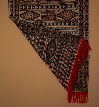 Berber Kelim ,,Khemissat handgeknüpft Maße: 1,80 x 1,16 m