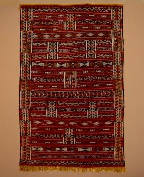 Kelim -Marokko ,,Tiffalt handgewebt Maße: 2,20 x 1,32 m