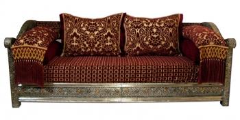 Orientalische Couch Manal B200xT83cm