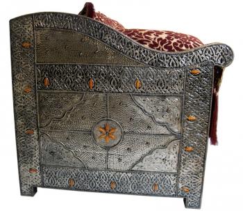 Orientalische Couch