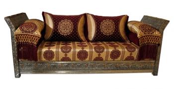 Marokkanische Sitzecke