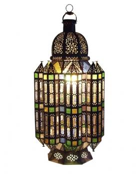 Marokkanische Deckenlampe Fassia 80