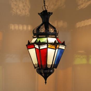 Arabische Deckenlampe