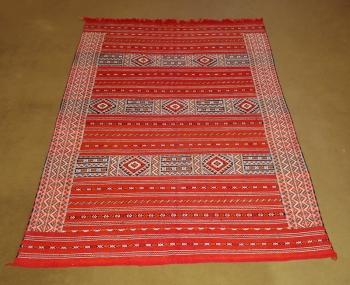 Kelim aus Marokko ,,Khemissat handgeknüpft Maße: 2,98 x 2,17m