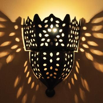 Orient- Wandlampe Malika